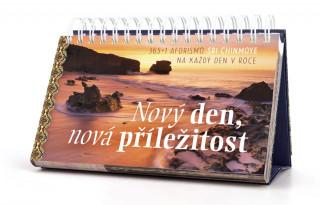 Nový den, nová příležitost - stolní kalendář