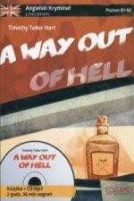 A way out of hell Angielski kryminal z cwiczeniami + CD mp3