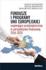Fundusze i programy Unii Europejskiej wspierajace przedsiebiorstwa w perspektywie finansowej 2014-2020
