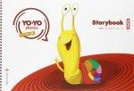 Yo -Yo Phonics- Pack Storybook Starter