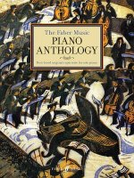 Faber Music Piano Anthology
