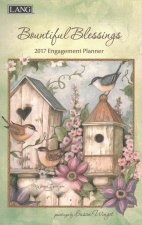 Cal 2017 Bountiful Blessings 2017 Engagement Planner - Spiral