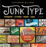 Junk Type: Typography - Lettering - Badges - Logos