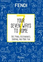 Your Seven Ways to Rome: Arts, Parks, Food & Beverage, Shopping, Body & Soul