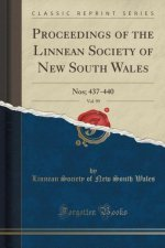 Proceedings of the Linnean Society of New South Wales, Vol. 99