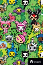 Tokidoki Plc Journal with Images #1