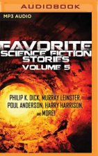 Favorite Science Fiction Stories, Volume 5