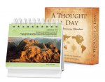 A Thought a Day Travel, Discovery, Adventure: A Daily Desktop Quotebook