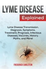 Lyme Disease Explained: Lyme Disease Transmission, Diagnosis, Symptoms, Treatment, Prognosis, Infectious Diseases, Vaccines, History, Myths, a
