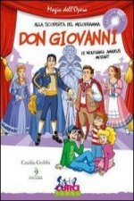 Don Giovanni di Wolfgang Amadeus Mozart. Con CD Audio