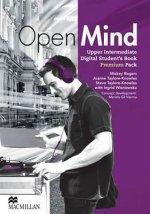 Open Mind British edition Upper Intermediate Level Digital Student's Book Pack Premium