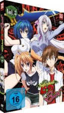 Highschool DXD BorN, 1 DVD. Vol.3