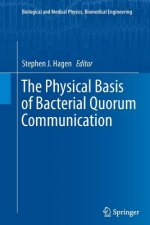 The Physical Basis of Bacterial Quorum Communication