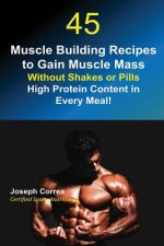 45 Muscle Building Recipes to Gain Muscle Mass Without Shakes or Pills