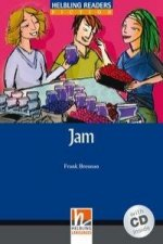 Jam, mit 1 Audio-CD. Level 4 (A2/B1)