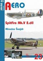Spitfire Mk. V - 2.díl