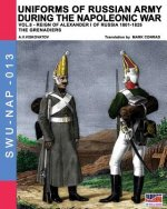 Uniforms of Russian army during the Napoleonic war vol.8