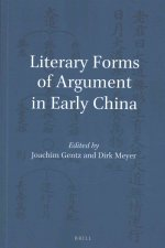 Literary Forms of Arguments in Early China