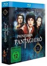 Prinzessin Fantaghiro, Komplettbox, 5 Blu-ray