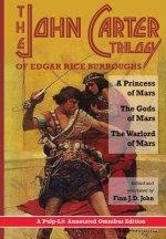 John Carter Trilogy of Edgar Rice Burroughs