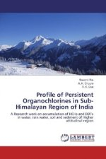 Profile of Persistent Organochlorines in Sub-Himalayan Region of India