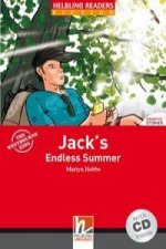 Jack's Endless Summer, mit 1 Audio-CD. Level 1 (A1)