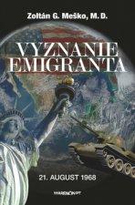 Vyznanie emigranta