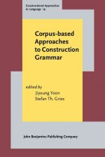 Corpus-Based Approaches to Construction Grammar