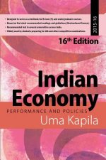 Indian Economy, 16th Edition: Performance and Policies