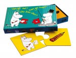Moomin Learning Game Who Does What