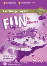 Fun for Movers Teacher's Book 4th edition