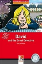 David and the Great Detective, Class Set. Level 1 (A1)