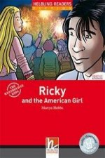 Ricky and the American Girl, Class Set. Level 3 (A2)