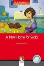 A New Home for Socks, Class Set. Level 1 (A1)