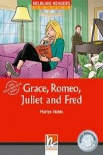Grace, Romeo, Juliet and Fred, Class Set. Level 2 (A1/A2)