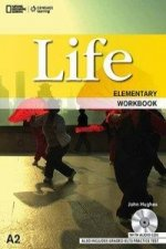 Life, Elementary. Workbook m. 2 Audio-CDs. Level A2
