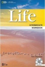 Life, Intermediate. Workbook m. 2 Audio-CDs. Level B1+