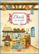 Deník na recepty