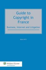 Guide to Copyright in France: Business, Internet and Litigation
