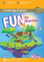 Fun for Starters Student's Book with Online Activities with Audio