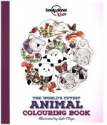 World's Cutest Animal Colouring Book