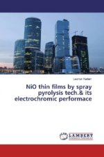 NiO thin films by spray pyrolysis tech.& its electrochromic performace