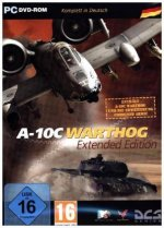 DCS, A-10C Warthog, 1 DVD-ROM (Extended Edition)