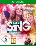 Let's Sing 2017, 1 XBox One-Blu-ray Disc
