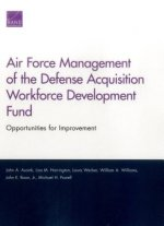 Air Force Management of the Defense Acquisition Workforce Development Fund: Opportunities for Improvement