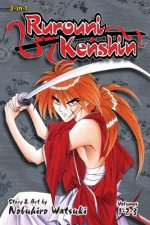 Rurouni Kenshin (3-in-1 Edition), Vol. 1