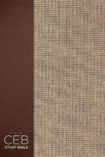 The Ceb Study Bible Vintage Tweed Hardcover