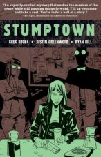 Stumptown Volume 4: The Case of a Cup of Joe
