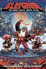 Sleigher: The Heavy Metal Santa Claus