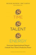 Time Talent Energy: Overcome Organizational Drag and Unleash Your Team's Productive Power